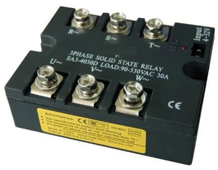 رله هاي الكترونيكي مرسوم به S.S.R)Solid State Relay)