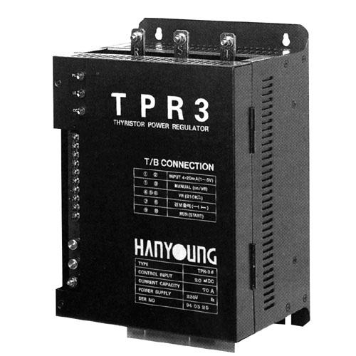 رگولاتور هاي سه فاز قدرت مرسوم به T.P.R )Thyristor power Regulator)