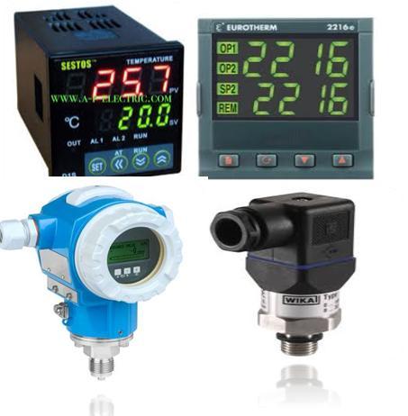 تجهيزات اندازه گيري و كنترل دما(کنترلرهای دما)